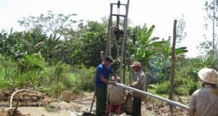 khoan giếng nước ngầm tại bình dương