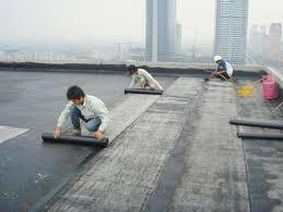 thi công chống thấm nhà tại TP HCM
