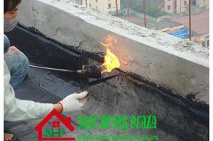 Thợ chống thấm tại quận tân phú tphcm