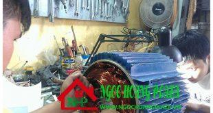 Thợ sửa máy bơm nước tại quận tân phú