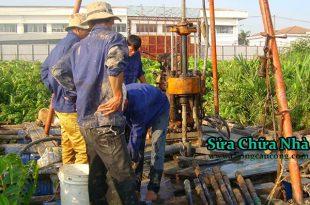 Dịch vụ khoan giếng tại quận 1