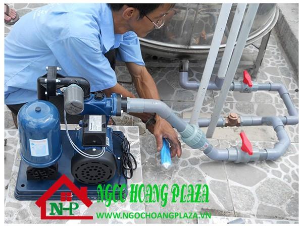 Sửa máy bơm nước tại quận bình thạnh