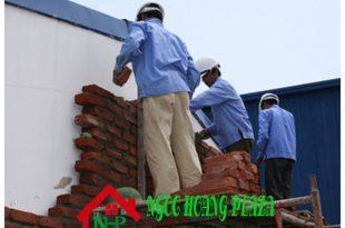 Sửa chữa nhà tại quận gò vấp