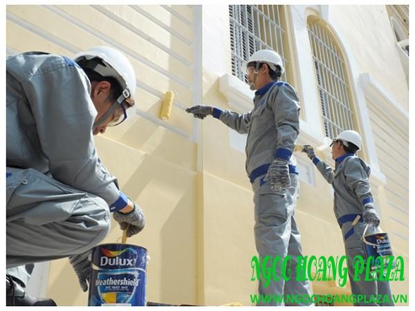 Thợ sơn nhà tại quận 3 tphcm