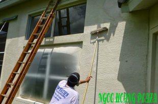 Thợ sơn sửa nhà tại quận 5 tphcm