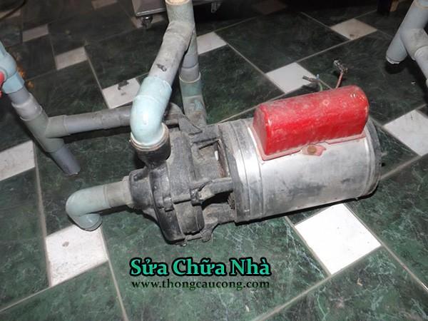 Sửa chữa máy bơm nước tại quận 11