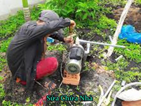 Sửa chữa giếng khoan tại quận 1